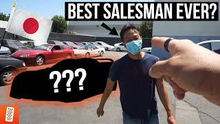 "BUYING another ""new"" JDM Project Car! [seriously can't believe this happened!]"