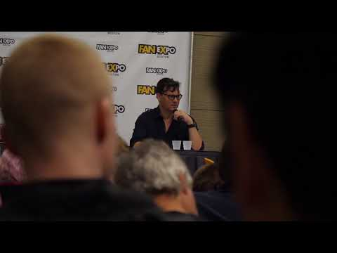 David Hayter  Voice of Snake in Metal Gear Solid. Panel  Q&A   Expo Boston 2018