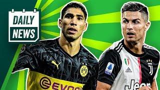 Cristiano Ronaldo: Karriereende in Sicht? Hakimi schießt BVB zum Sieg!