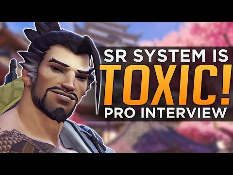 Overwatch: Why The SR System Creates Toxicity - Pro Interview ft. Team USA Jake