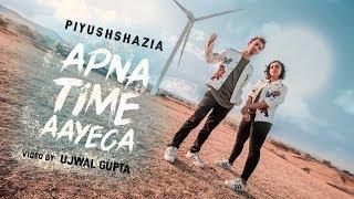 apna time aayega gully boy piyush bhagat shazia samji choreography