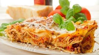 212# Готовим итальянскую лазанью. Быстро, легко и вкусно !