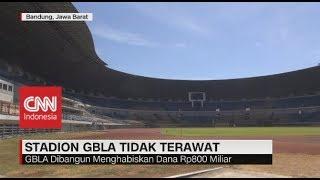 Stadion GBLA Tidak Terawat