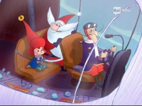 Apprendista Babbo Natale Ep 7.Apprendista Di Babbo Natale Ep 07 Youtube