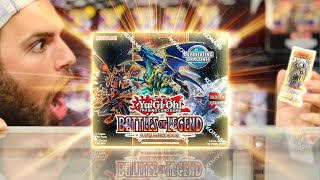 *NEW* Pulling The *MOST VALUABLE* Yu-Gi-Oh! Card Ever Made | Battles of Legend Armageddon【#遊戯王】