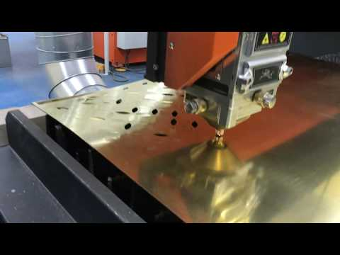 Производство декоративных вентиляционных решеток из латуни