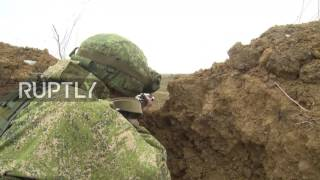 Russia: Large-scale military exercise kicks off in Crimea