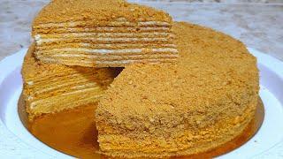 Торт Медовик-Медовый Торт