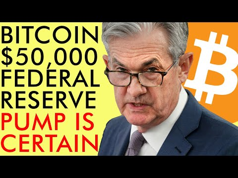 bitcoin-to-$50,000---the-federal-reserve-guarantees-it!!!-price-prediction---crypto-news-2020