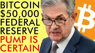 BITCOIN TO $50,000 - THE FEDERAL RESERVE GUARANTEES IT!!! Price Prediction - Crypto News 2020