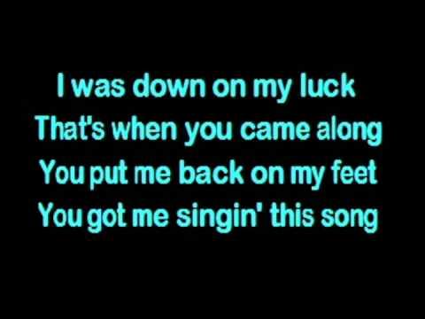 I Found Somebody -Glenn Frey -Karaoke