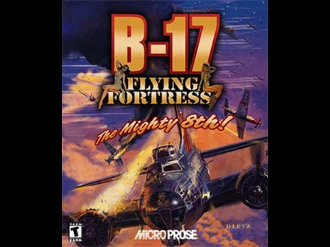 Lets Play B-17 Flying Fortress the Mighty 8th Episode 1 Part 1 |