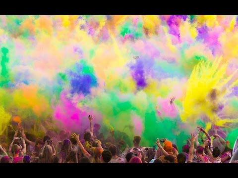 HOLI LAND Festival Of Colours 2015