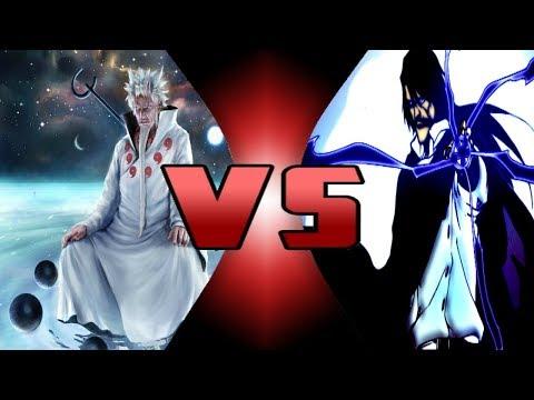 HAGOROMO VS YHWACH : Naruto