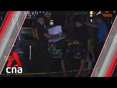 Amnesty urges UN to investigate Philippine drug killings