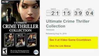 Ultimate Crime Thriller Collection PC Countdown
