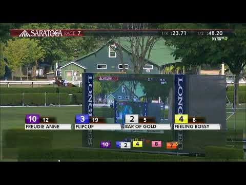 Bar of Gold -  2017 Yaddo Stakes