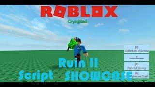 P0rtalGuys Roblox Script Showcase:Ruin II