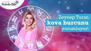Zeynep Turan'dan Ocak Ayı Kova Burcu Yorumu