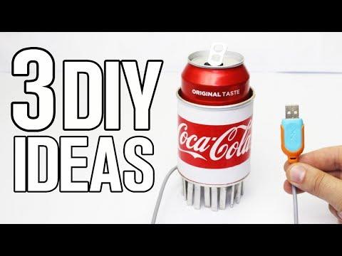 3 Awesome Ideas & Life Hacks - DIY
