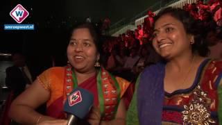 Indiase premier Modi sluit staatsbezoek aan Nederland af in Sportcampus