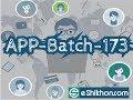 APP-Batch-173-2-Class-13-Part-2 eshikhon online Live Class
