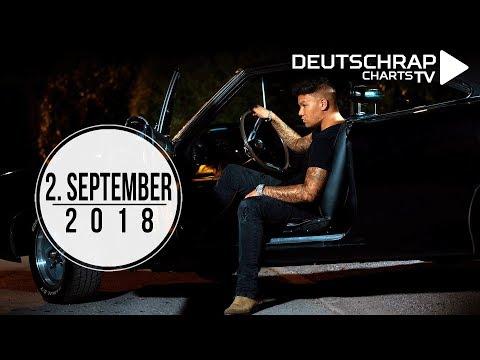 TOP 20 Deutschrap CHARTS | 2. September 2018