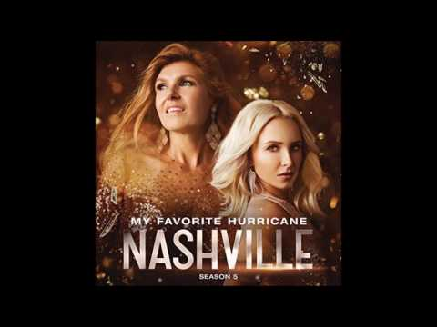 My Favorite Hurricane (feat. Connie Britton & Charles Esten) by Nashville Cast