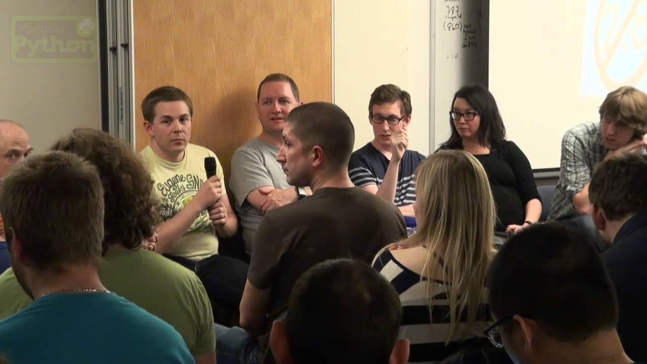 Image from Panel: Python 3 Adoption and Barriers