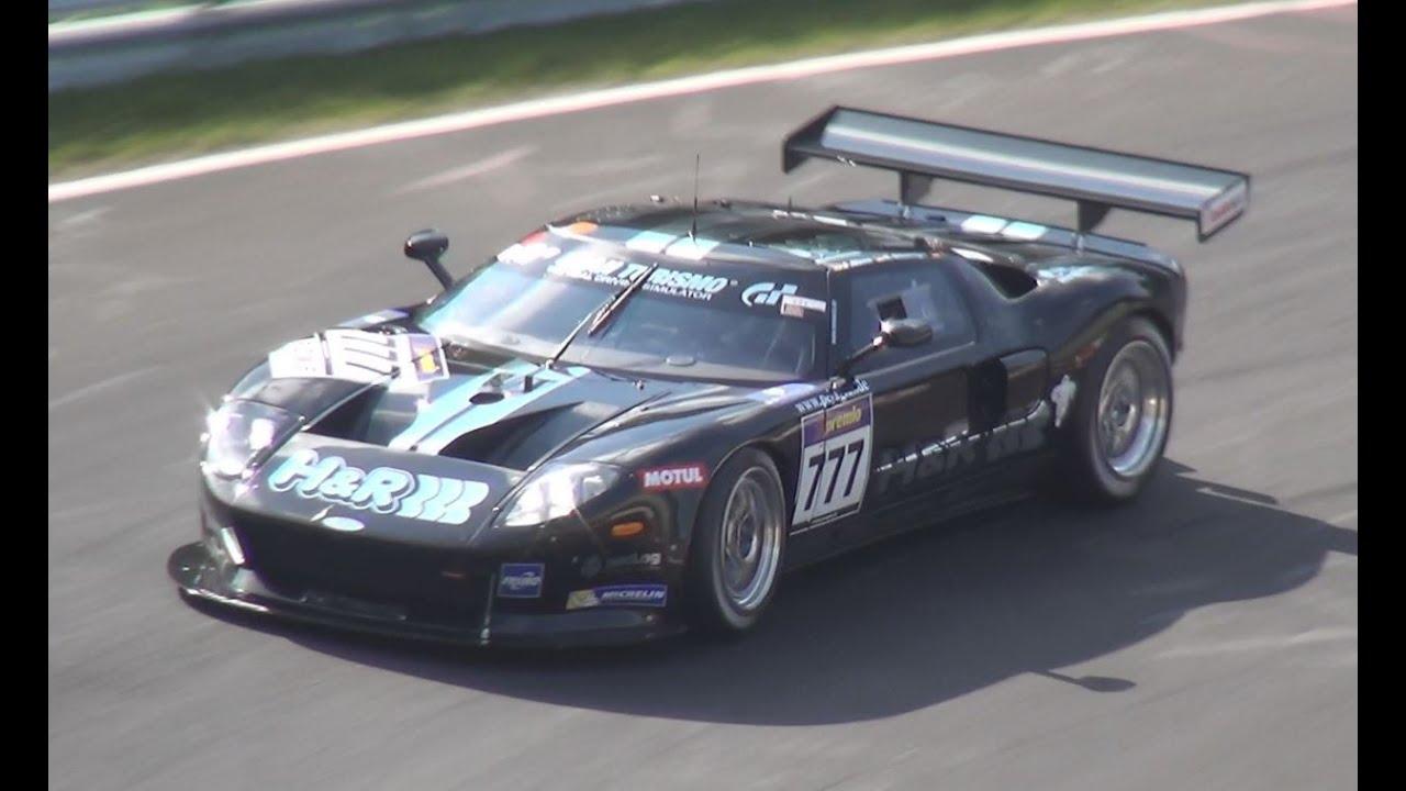 Alzen Ford Gt Gt Best Of Vln   Nurburgring Nordschleife