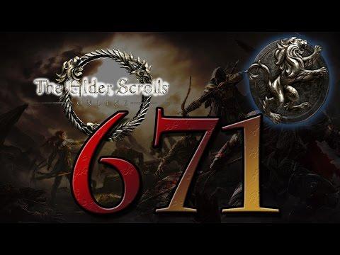 Let's Play Elder Scrolls Online #671 - Alte Spione