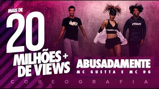 Video Abusadamente - MC Gustta e MC DG | FitDance TV (Coreografia) Dance Video download MP3, 3GP, MP4, WEBM, AVI, FLV Mei 2018