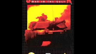 Super Battletank: War in the Gulf Прохождение (Sega Rus)