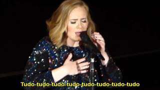Gambar cover Adele - Love In the Dark (Legendado - Tradução)