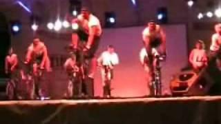Spin Bike Acrobatico