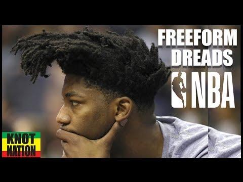 Elfrid Payton Freeform Dreadlocks | NBA Hair
