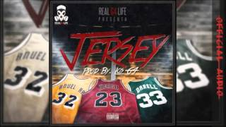 Download Ñengo Flow Ft Anuel AA, Darell - Jersey MP3 song and Music Video
