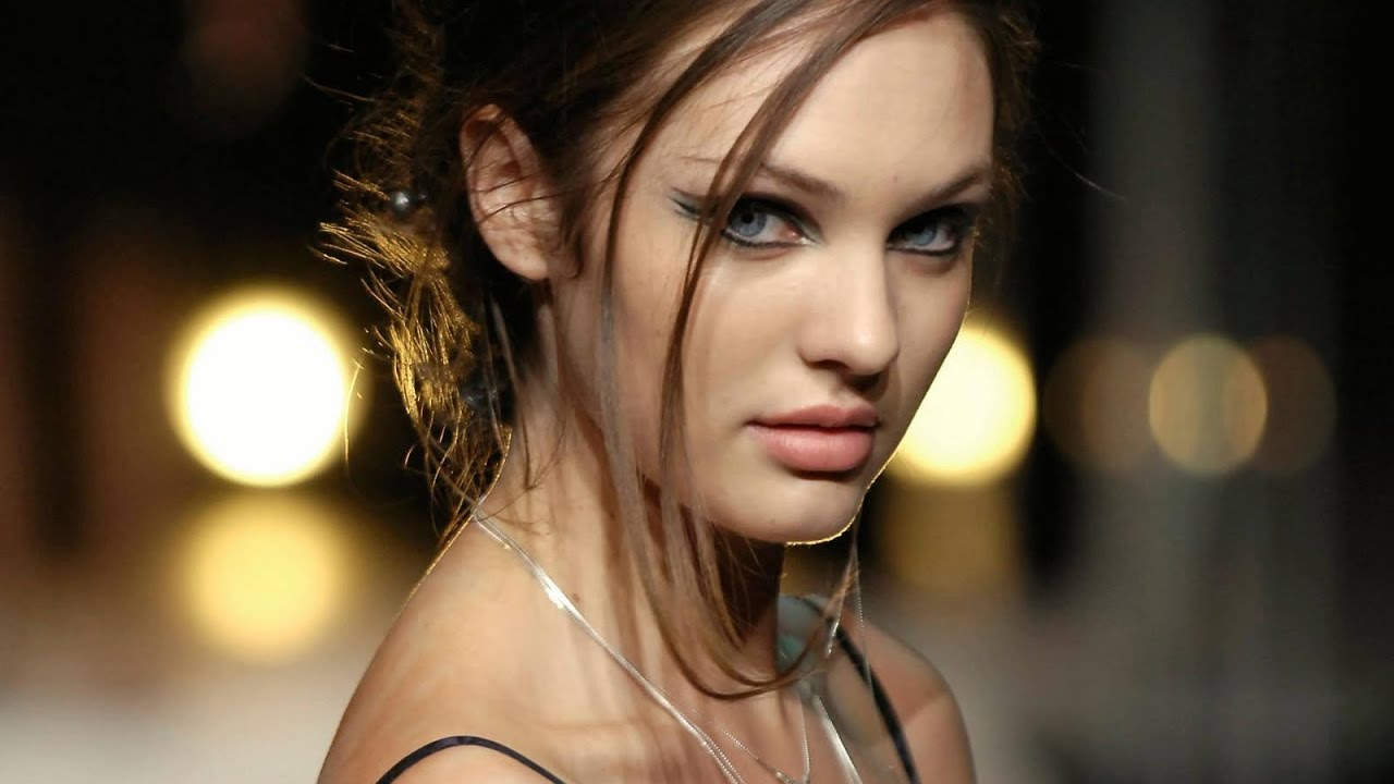 Top 10 Most Beautiful Fashion Models in the World - YouTube