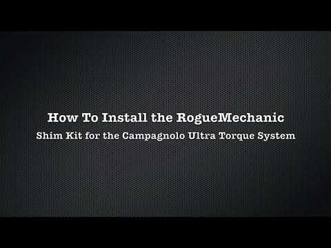 Campagnolo Ultra-Torque Wave Washer