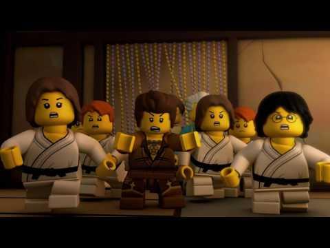 LEGO Ninjago - История Козу