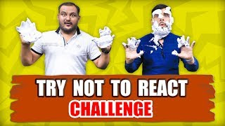 TRY NOT TO REACT CHALLENGE | Brother Vs Brother | Viwa Brothers