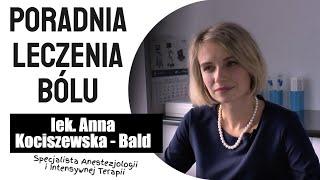 Poradnia Leczenia Bólu Łódź - lek. Anna Kociszewska - Bald