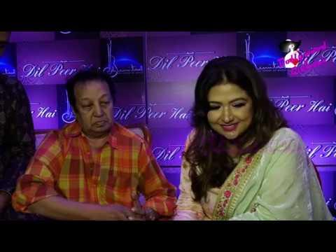 Exclusive Interview Of Bhupinder Singh, Mitali Singh & Gulzaar For The Album 'Dil Peer Hai' b&g