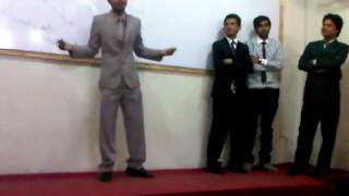 Presentation (university of south asia)