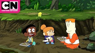 Craig of the Creek | JP Finds A Fossil | Cartoon Network