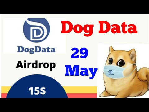 Dog Data 700 $ETHBN Airdrop |  Listed 28 May bitForex | Round 1+2 Join 9