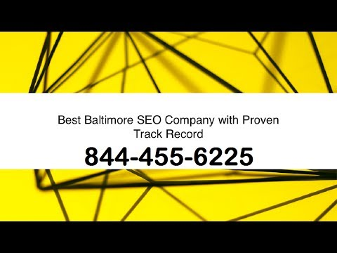 Best Baltimore SEO Company with Proven Track Record