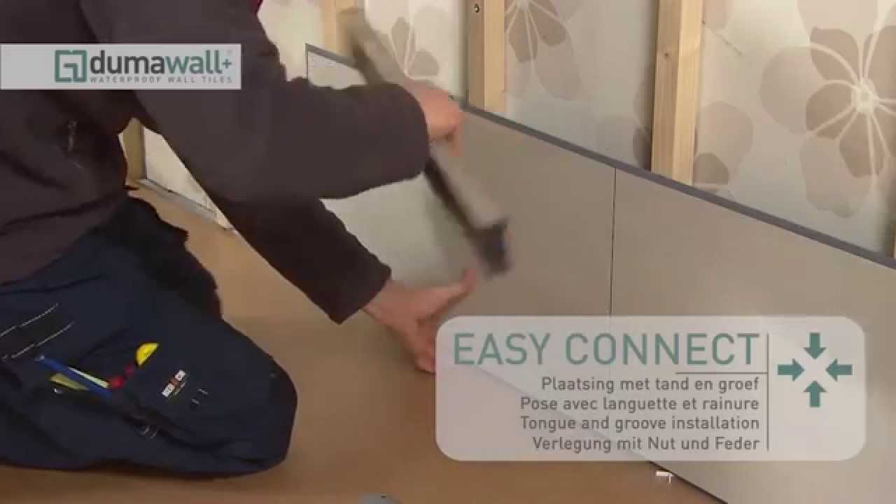 Dumaplast Pose Dumaplast, Dumawall+ - Installation Training Guide - Youtube
