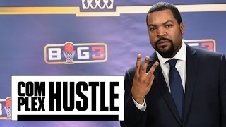 ice cube reveals new details about his basketball league big3