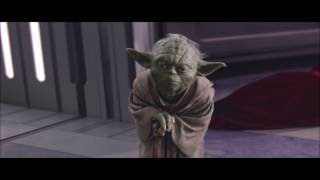 Master Yoda VS Darth Sidious